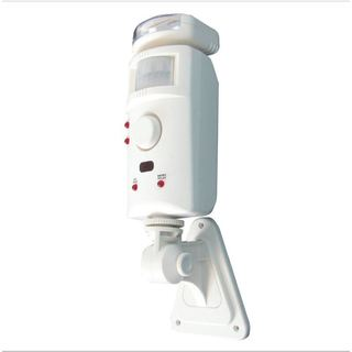 Streetwise Security Products Strobe Motion Alarm and Chime with Remote