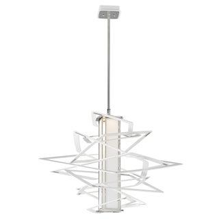 Corbett Lighting Tantrum 1-light WhitePendant