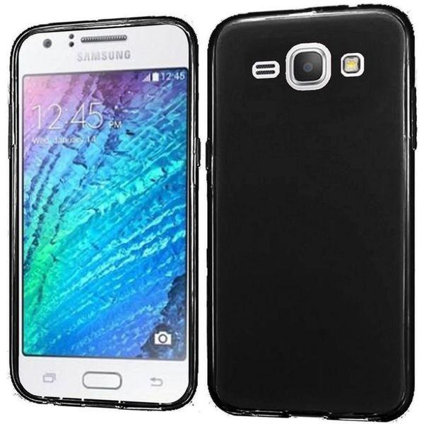 Insten Frosted TPU Rubber Candy Skin Phone Case Cover For Samsung Galaxy J1