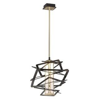 Corbett Lighting Tantrum 1-light Bronze Small Pendant