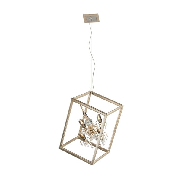 Corbett Lighting Houdini 4-light Single Pendant 15996334