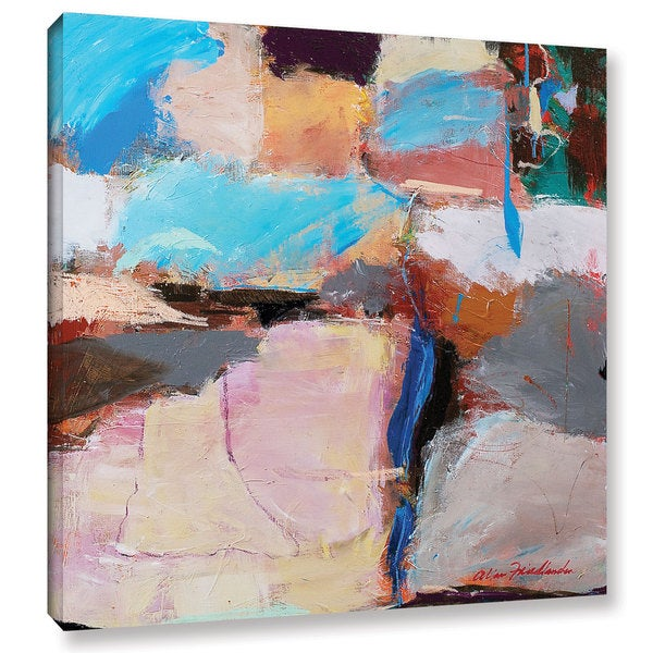 ArtWall Allan Friedlander 'Nothing Of Everything' Gallery-wrapped Canvas