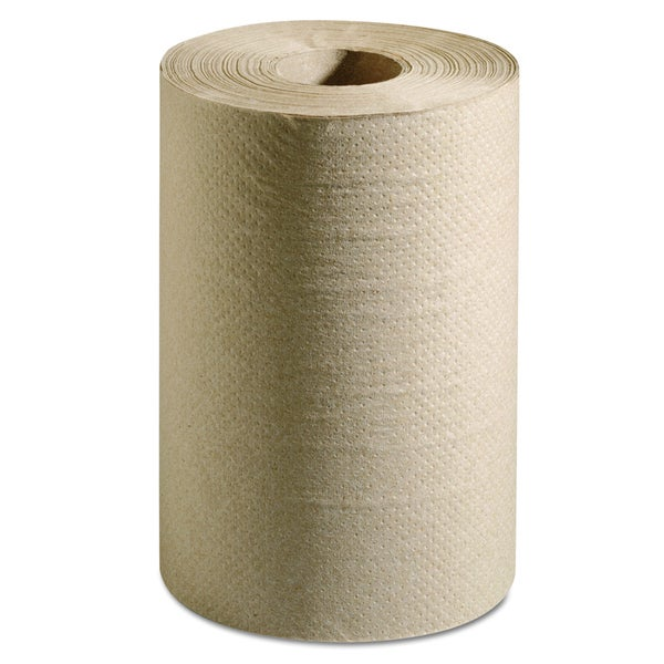 Marcal PRO Hardwound Natural Roll Paper Towels (Pack of 12 Rolls)