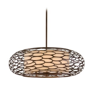 Corbett Lighting Cesto 8-light Pendant
