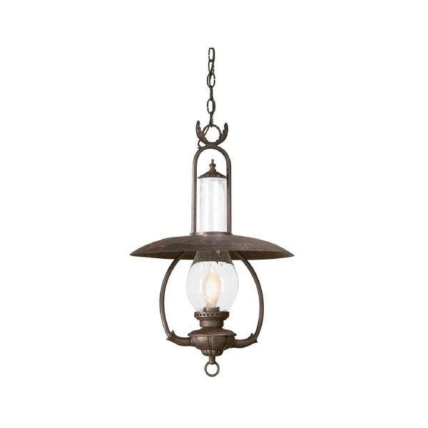 Troy Lighting La Grange 1-light Hanging Lantern