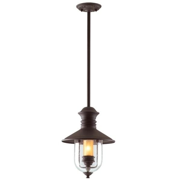 Troy Lighting Old Town 1-light Hanging Lantern
