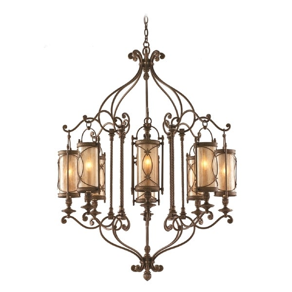 Corbett Lighting St Moritz 8-light Chandelier