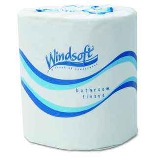 Windsoft Embossed 2-Ply Bath Tissue (Pack of 48)
