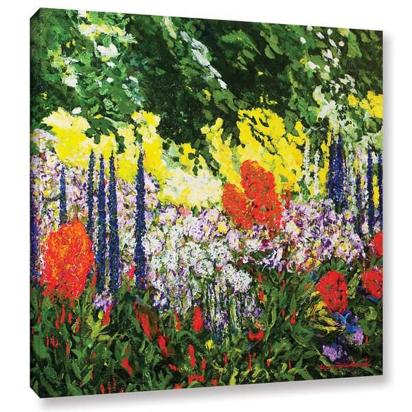 ArtWall Allan Friedlander 'Under The Branch' Gallery-wrapped Canvas