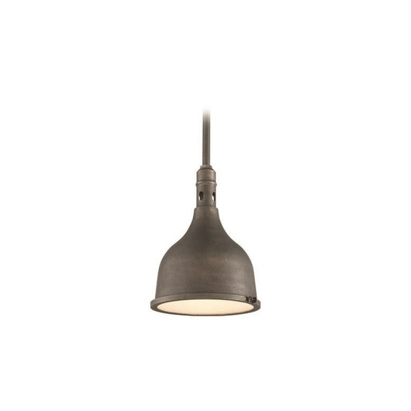 Troy Lighting Telegraph Hill 1-light Pewter Large Pendant Lantern