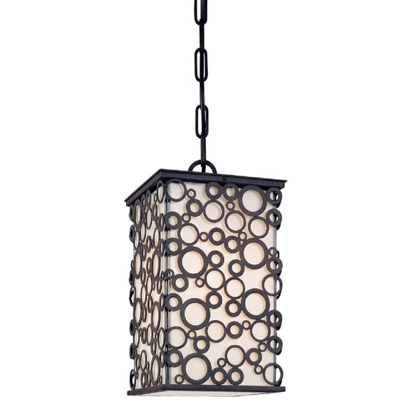 Troy Lighting Aqua 1-light Hanging Lantern