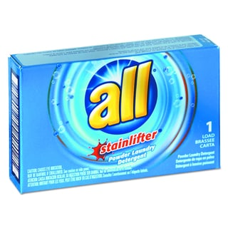 All Ultra Coin-Vending Powder Laundry Detergent (Pack of 100)