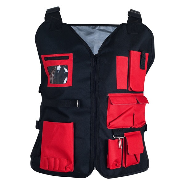 Nylon Camping Hunting Survival Utility Work Vest by Whetstone