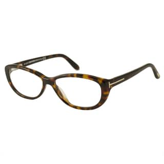 Tom Ford Women's TF5226 Oval Reading Glasses