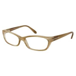 Tom Ford Women's TF5230 Rectangular Reading Glasses