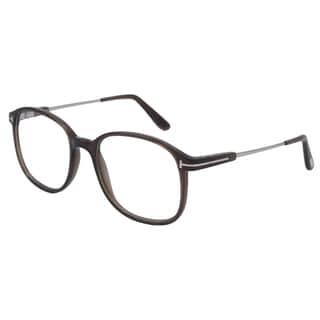 Tom Ford Men's TF5238 Square Reading Glasses