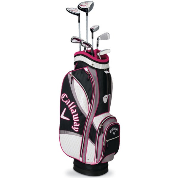 Callaway Ladies Solaire Gems Full Set 8 Pieces