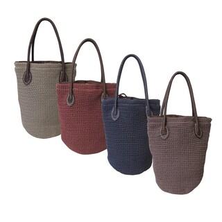Amerileather Elettra Laundry Tote Bag (3302-3589)