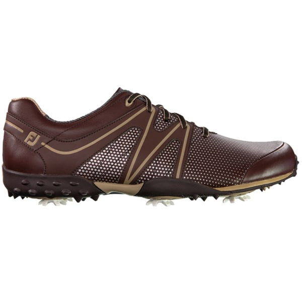 FootJoy Mens M Project Brown-Taupe Golf Shoes