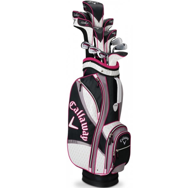 Callaway Ladies Solaire Gems Full Set 13 Pieces