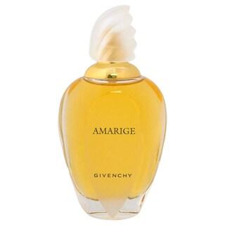 Givenchy Amarige Women's 3.3-ounce Eau de Toilette Spray (Unboxed)