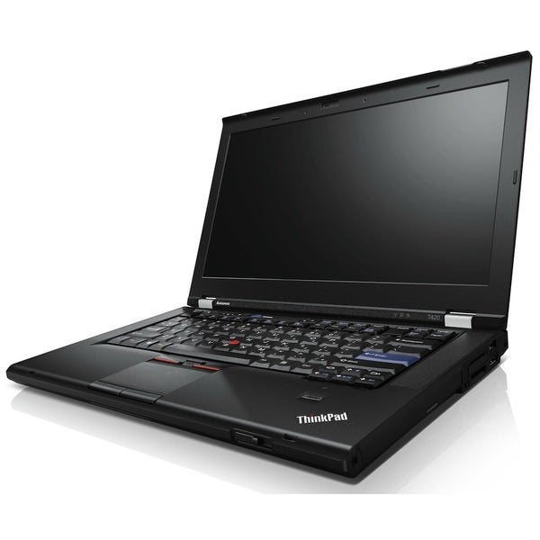 Lenovo ThinkPad T420 14-inch Intel Core i5-2520M 2.5GHz 8GB RAM 128GB SSD Windows 7 Laptop (Refurbished)