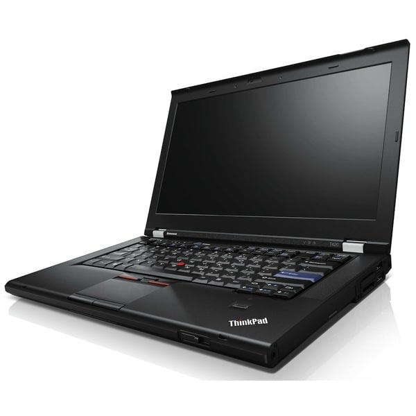 Lenovo ThinkPad T420 14-inch Intel Core i5-2520M 2.5GHz 8GB RAM 256GB SSD Windows 7 Laptop (Refurbished)