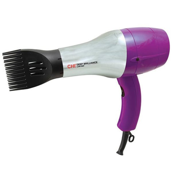 CHI Deep Brilliance Purple Hair Dryer