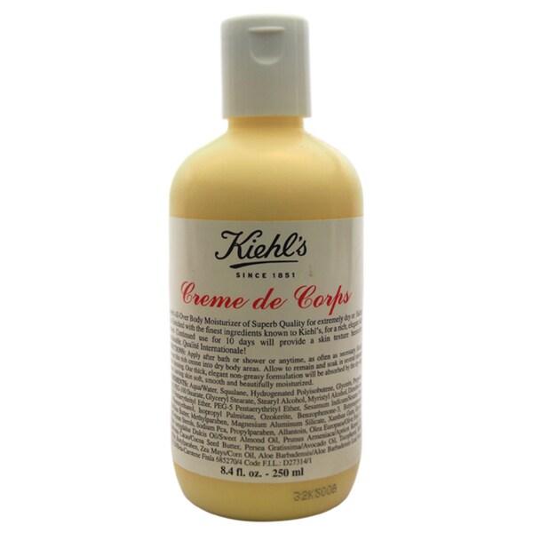 Kiehl's Creme de Corps 8.4-ounce Body Moisturizer
