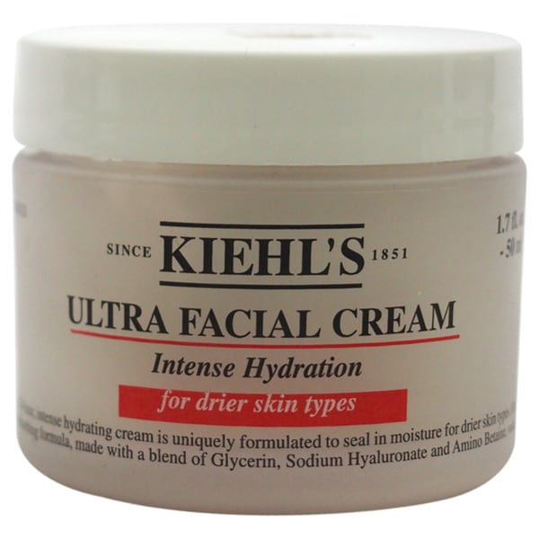 Kiehl's Ultra 1.7-ounce Facial Cream Intense Hydration