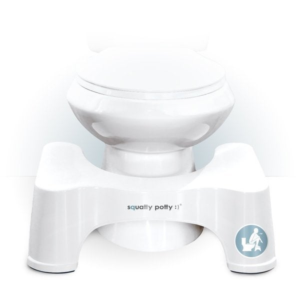 Squatty Potty 7-inch The Original Toilet Stool