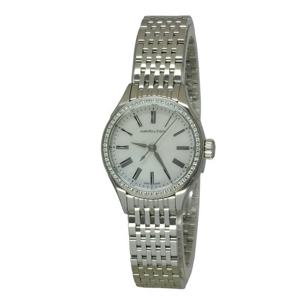 Hamilton Women's H39211194 Valiant White Watch
