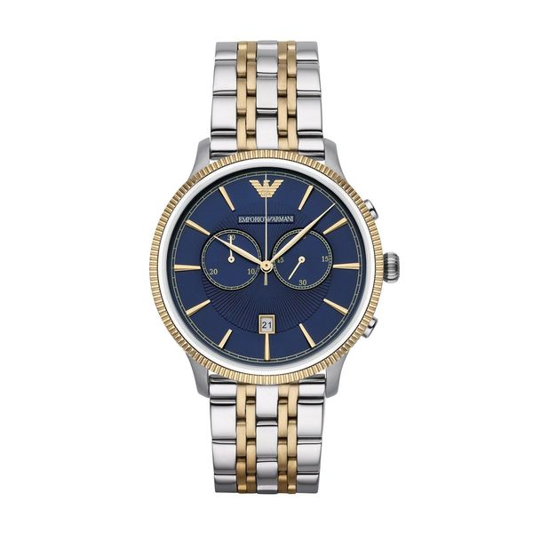 Armani Men's AR1847 Classic Navy Watch