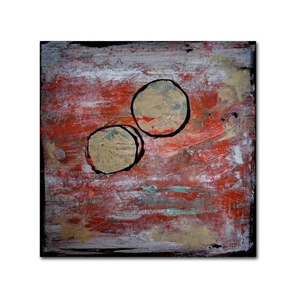 Nicole Dietz 'The Host' Canvas Art - Multi 15999918