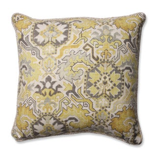 Pillow Perfect Madrid Sunrise / Tweak Mica 18-inch Throw Pillow