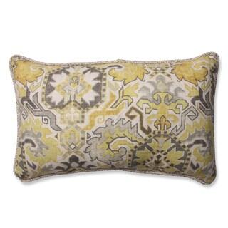 Pillow Perfect Madrid Sunrise / Tweak Mica Rectangular Throw Pillow