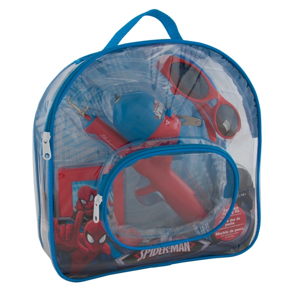 Shakespeare Spiderman Backpack Kit 16000095