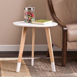 Upton Home Baylis Round Accent Table