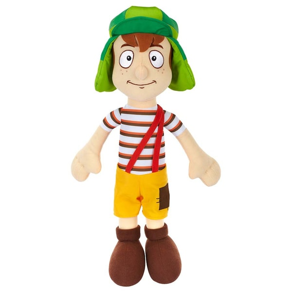 El Chavo Talking 18-inch Plush Doll