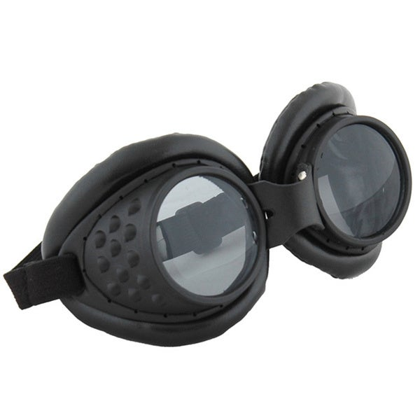 Steampunk Radioactive Goggles Costume Accessory