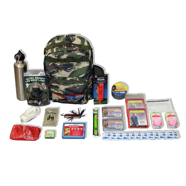 Ready America 2-Person Outdoor Essentials Kit