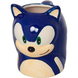 Sonic The Hedgehog Molded Ceramic 16-ounce Coffee Mug
