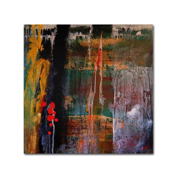 Nicole Dietz 'Entitled' Canvas Art