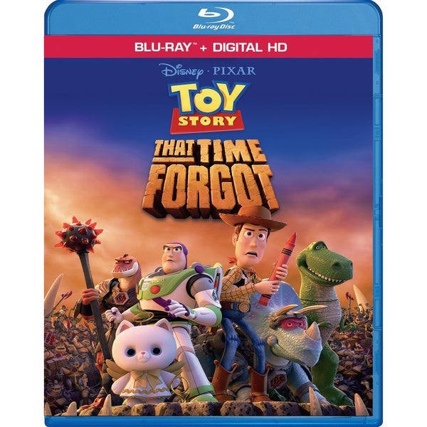Toy Story That Time Forgot (Blu-ray Disc) 16009696