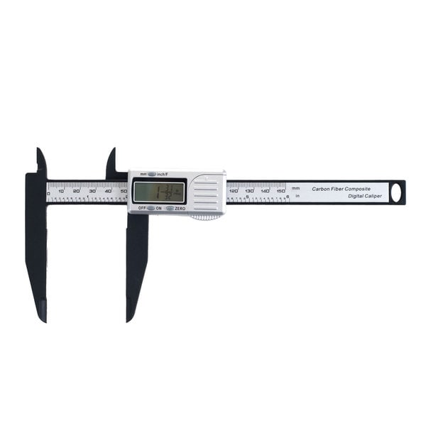 Long Jaw Digital Vernier Caliper 6-inch by Stalwart