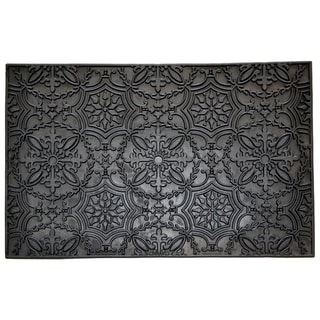 Wrought Iron Kaleidoscope Doormat - Door Mat