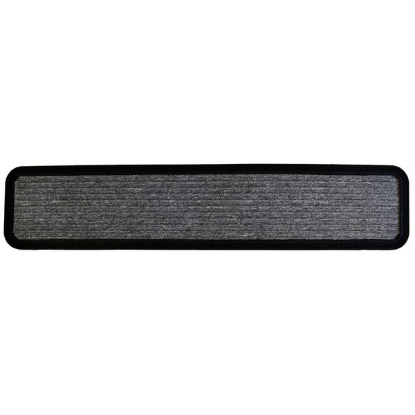 Rubber Grey Step Mat Doormat