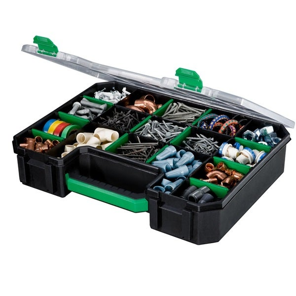 Stack-On 17 Compartment Deluxe Pro Organizer