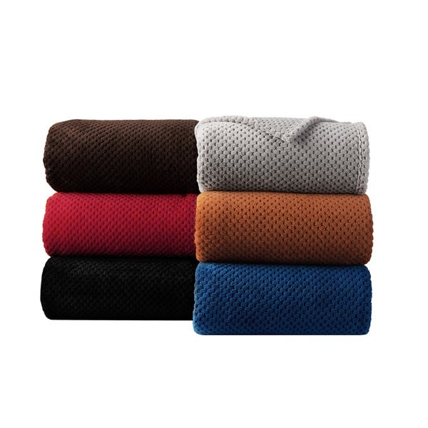 Kenton Microplush Soft Blanket