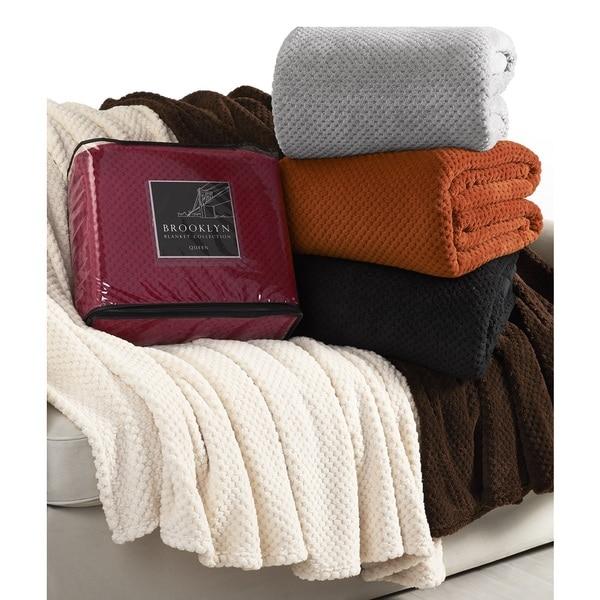 Brooklyn Super Soft Blanket